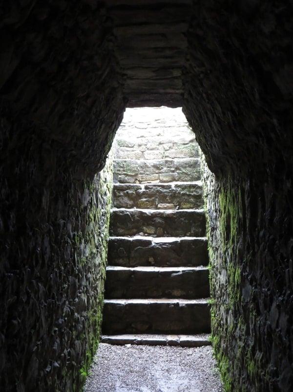 10_Maya-Ruine-Palenque-Mexiko-Palast-Treppen