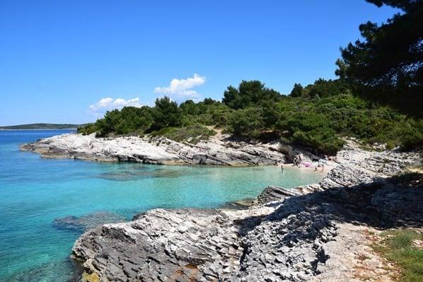 18_Badestrand-Naturpark-Kap-Kamenjak-Istrien-Kroatien