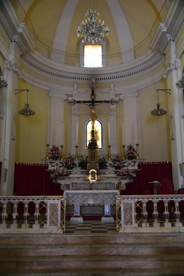 09_Kirche-Parrocchia-Santa Maria-Maddalena-La-Maddalena-Sardinien-Italien-Mittelmeer