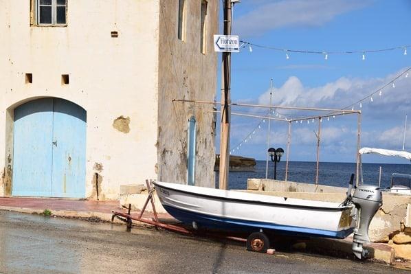 12_Wanderung-Boot-Dorf-Gozo-Malta-Mittelmeer