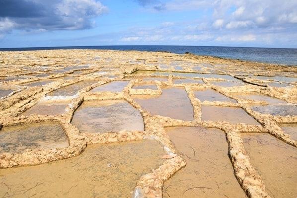 14_Salzpfannen-xwejni-salt-pans-Gozo-Malta-Mittelmeer