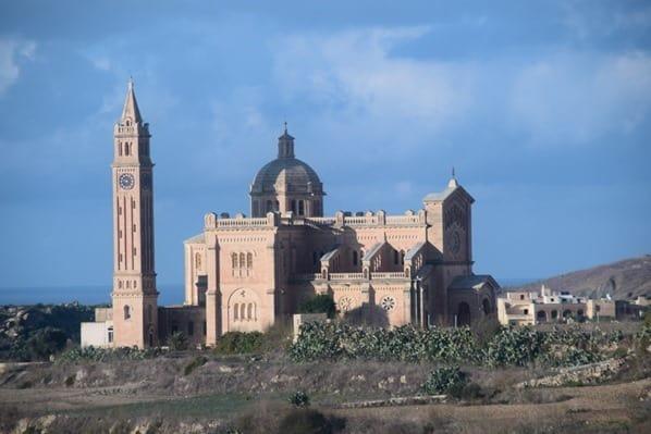 17_Kirche-Basilika-ta'-Pinu-Gozo-Malta-Mittelmeer