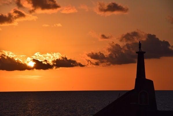 19_Sonnenuntergang-Hafen-Cirkewwa-Malta