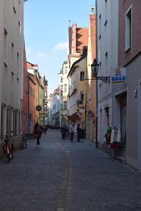 05_Shopping-Gassen-Regensburg-Citytrip-Bayern-Deutschland