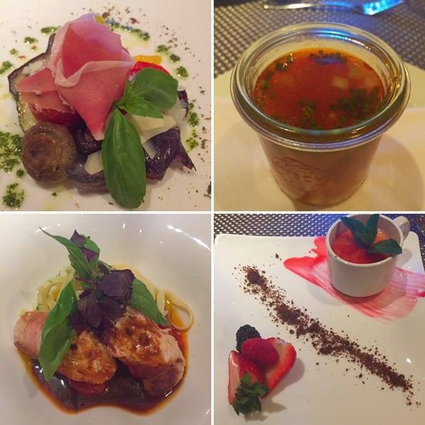 22_a-rosa-Flusskreuzfahrt-Donau-Vier-Gang-Menue-Cucina-Italiana