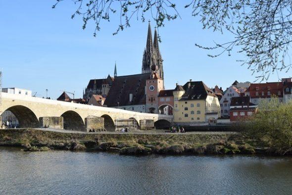 Sightseeing beim Citytrip Regensburg