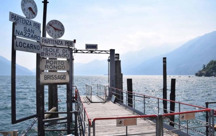 0 Locarno Ascona Lago Maggiore Ausflug Italien Schweiz