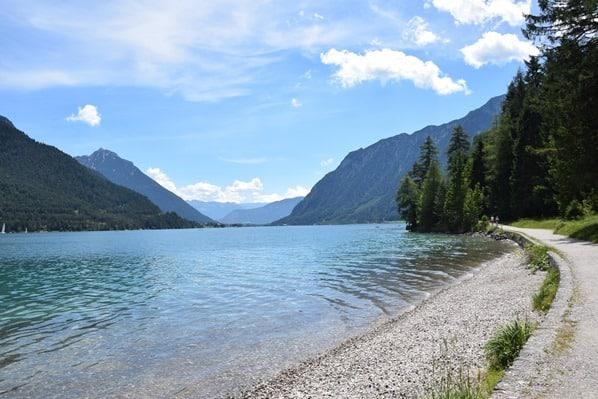 03_Wanderung-Ufer-Achensee-Tirol-Oesterreich