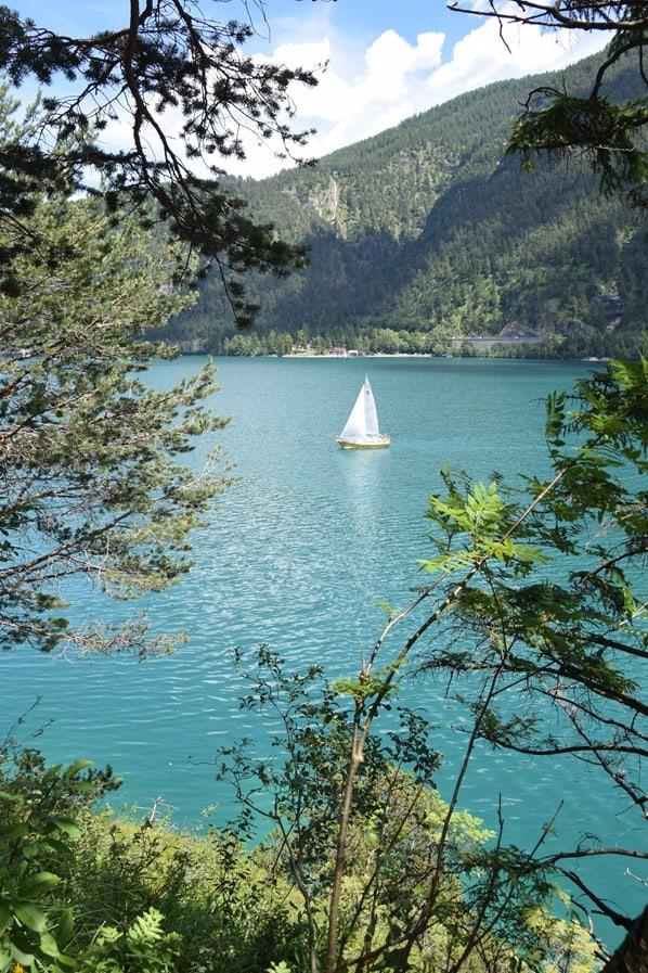14_Wanderung-Segelboot-Achensee-Tirol-Oesterreich