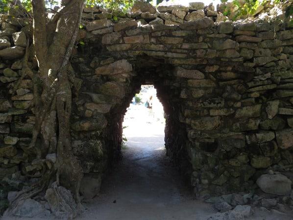 03_Tor-Maya-Ruine-Tulum-Cancun-Yucatan-Mexiko-Karibik