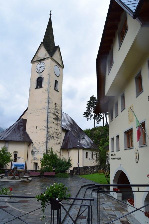 02_Kirche-Malborghetto-Ciclovia-Alpe-Adria-Radweg-Friaul-Julisch-Venetien-Italien