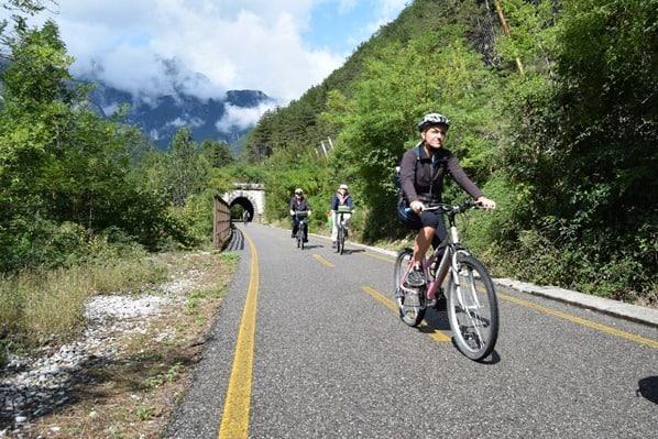 13_Mountainbike-Ciclovia-Alpe-Adria-Radweg-Friaul-Julisch-Venetien-Italien
