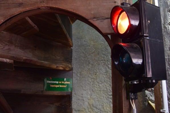 25_Turm-Schneckenstiege-Treppe-Ampel-Pfarrkirche-St.-Jakob-Villach-Kaernten-Oesterreich