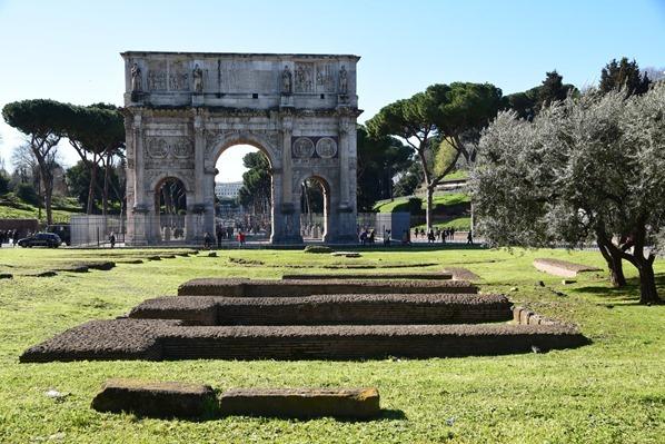 02_Konstantinsbogen-Arco-di-Costantino-Citytrip-Rom-Italien