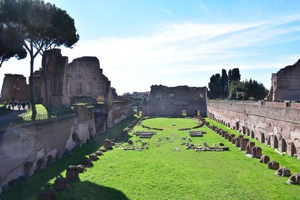 16_ Stadion Domitians-Palatin-Citytrip-Rom-Italien