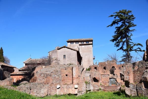 17_Kirche-San-Bonaventura-al-Palatino-Palatin-Citytrip-Rom-Italien