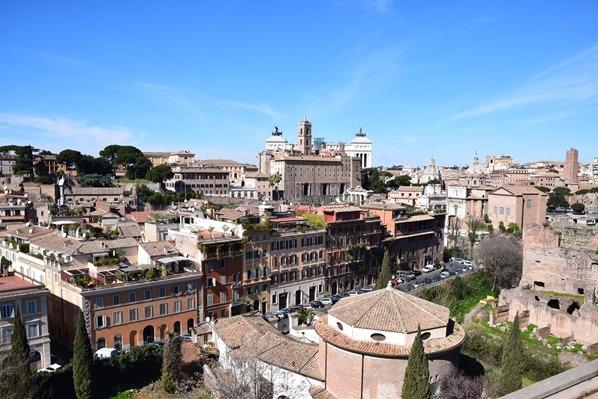 21_Blick-ueber-Rom-von-der-Palatin-Citytrip-Rom-Italien