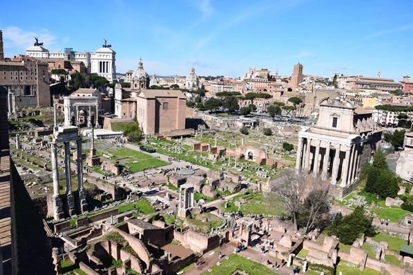 24_Forum-Romanum-Citytrip-Rom-Italien
