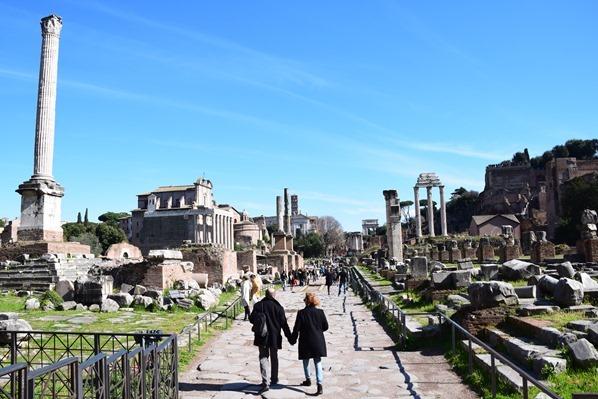 29_Forum-Romanum-Foro-Romano-Citytrip-Rom-Italien