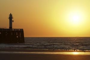 01_Urlaub-Belgien-Nordsee-Sonnenuntergang