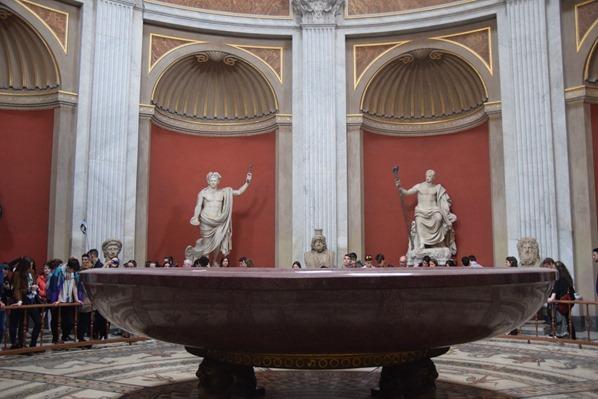 08_Museo-Pio-Clementino-Sala-Rotonda-Vatikan-Vatikanische-Museen-Citytrip-Rom-Italien