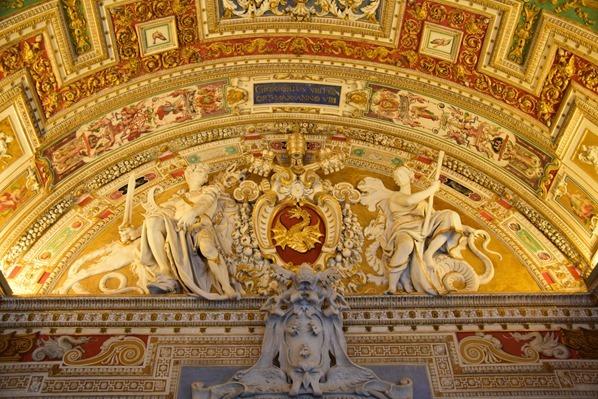 11_Galleria-delle-carte-geografiche-Vatikan-Vatikanische-Museen-Citytrip-Rom-Italien