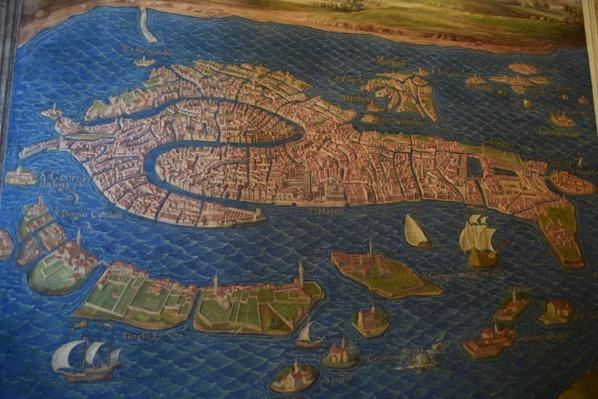 12_historische-Karte-von-Venedig-Galleria-delle-carte-geografiche-Vatikan-Vatikanische-Museen-Citytrip-Rom-Italien