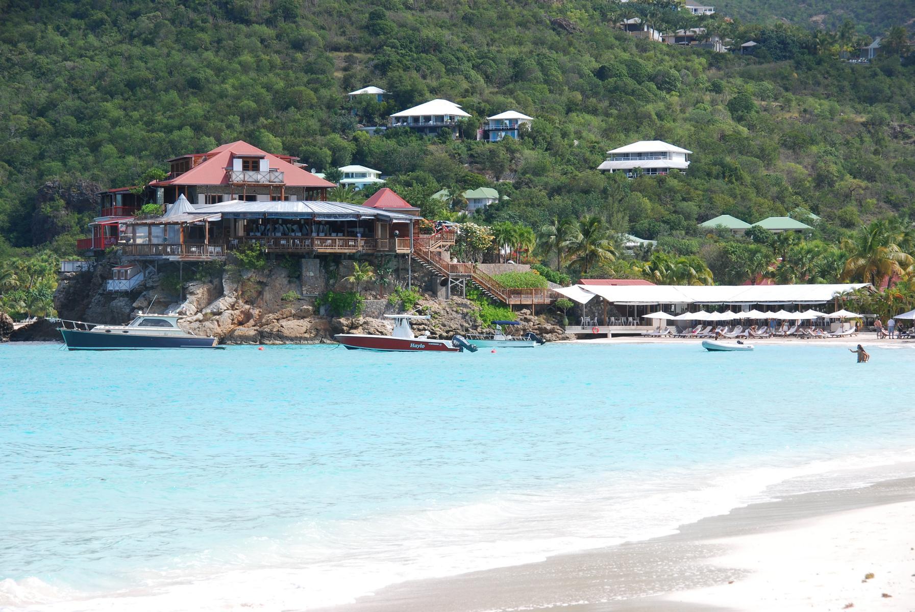 0 St. Barth Nikki Beach Eden Rock Hotel Karibik Kreuzfahrt