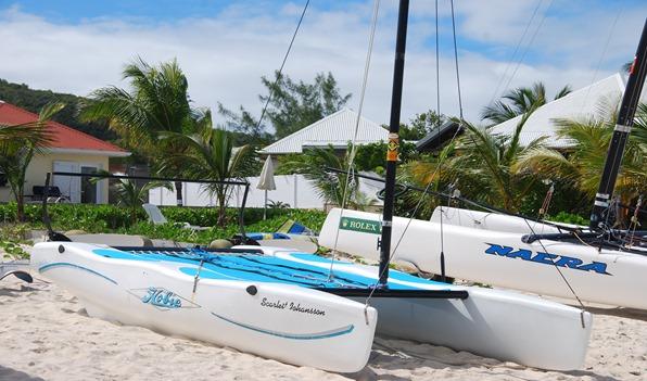 16_Katamaran-Nikki-Beach-St.-Barth-Karibik-Kreuzfahrt