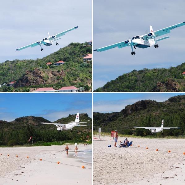 25_Flugzeuglandung-am-Strand-St.Barth-Karibik