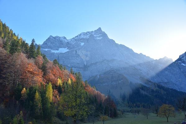 Ahornboden-Eng-Tirol-Oesterreich