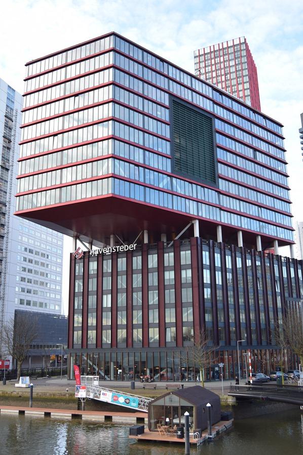 02_a-rosa-Flusskreuzfahrt-Rhein-Architektur-Rotterdam-Holland-Niederlande