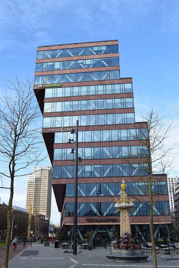 03_a-rosa-Flusskreuzfahrt-Rhein-Architektur-Rotterdam-Holland-Niederlande