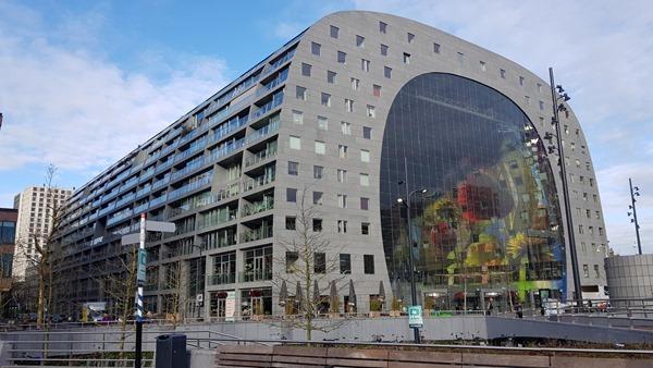 04_a-rosa-Flusskreuzfahrt-Rhein-Markthalle-Rotterdam-Holland-Niederlande
