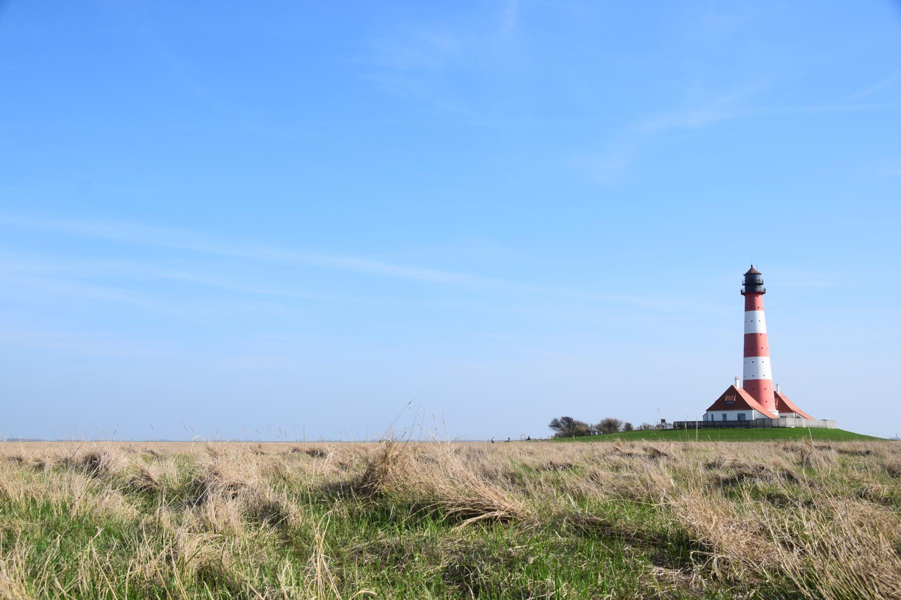 0 leuchtturm westehever westerheversand nordsee nordfriesland schleswig holstein deutschland