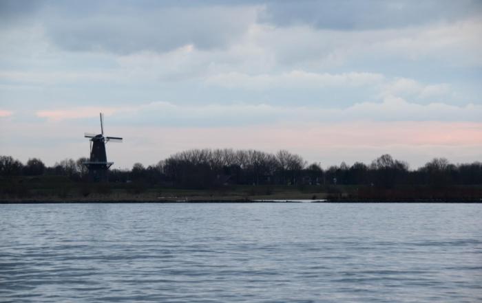 0 a rosa Flusskreuzfahrt Rhein Nijmegen Holland Niederlande