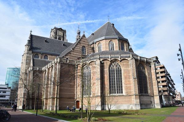 17_a-rosa-Flusskreuzfahrt-Rhein-Laurenskerk-Rotterdam-Holland-Niederlande