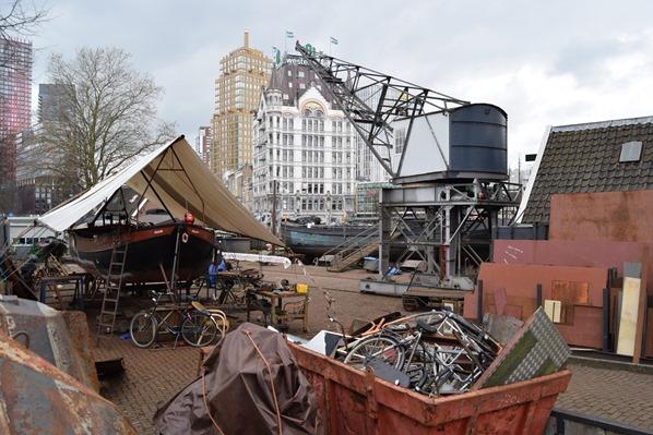 23_a-rosa-Flusskreuzfahrt-Rhein-Alter-Hafen-Werft-Rotterdam-Holland-Niederlande