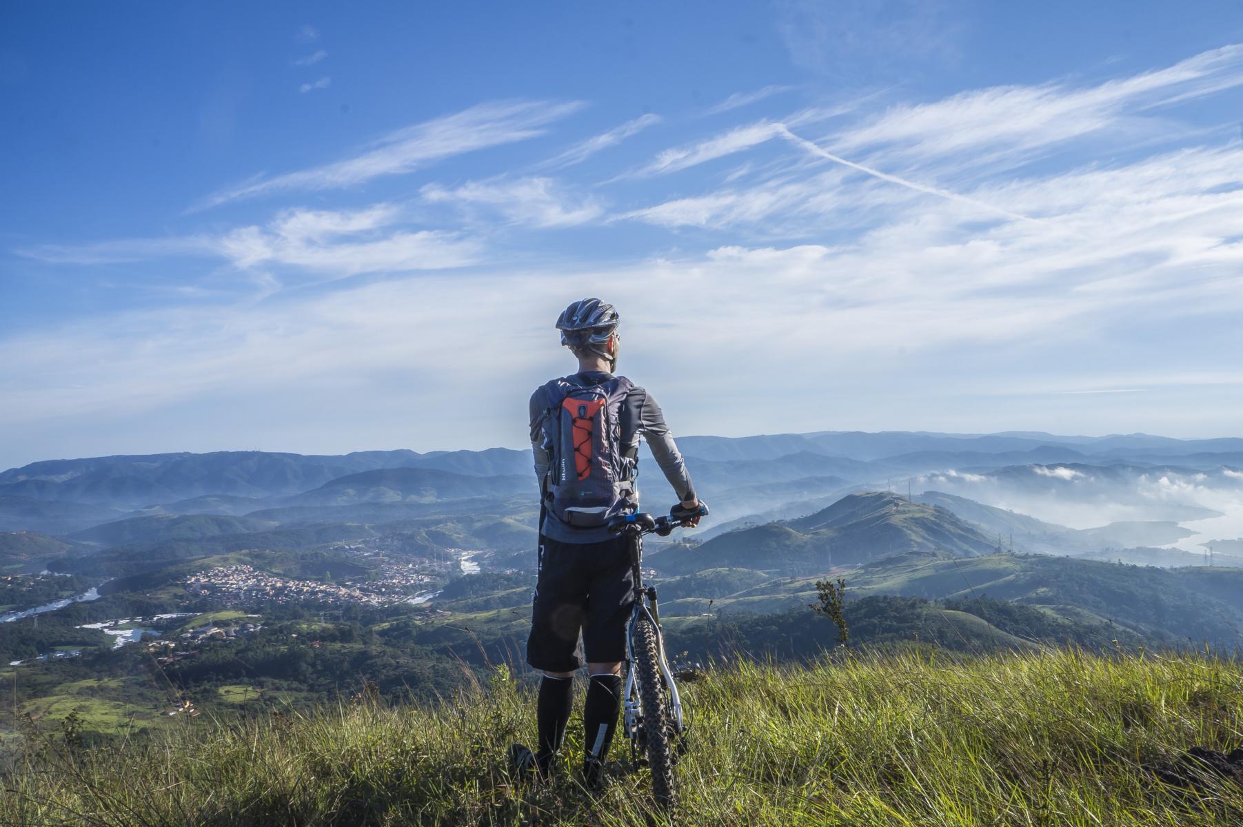 Fahrrad E Bike Mountainbike Urlaub