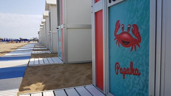 03_Umkleiden-Strand-Lignano-Pineta-Friaul-Julisch-Venetien-Adria-Italien