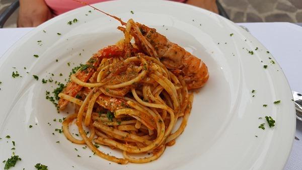 17_Abendessen-Primi-Piatti-Hotel-Ristorante-President-Lignano-Pineta-Friaul-Julisch-Venetien-Adria-Italien