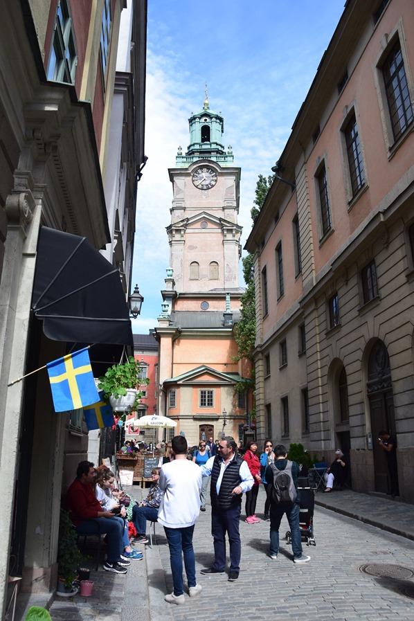 10_Stadt-Stockholm-Nikolakirche-Gamla-Stan-Schweden-Ostsee-Kreuzfahrt