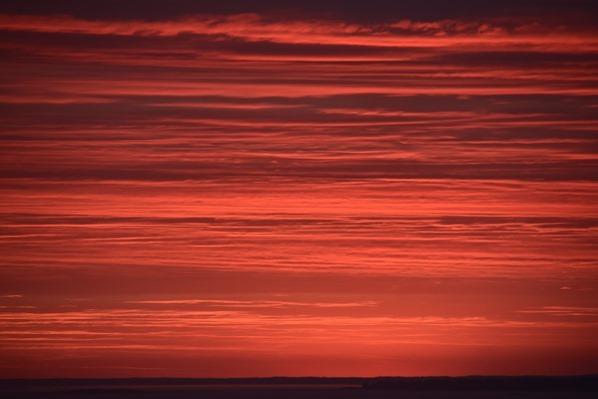 32_Brennender-Himmel-Sonnenuntergang-Mariehamn-Aland-Tallink-Silja-Symphony-Ostsee-Kreuzfahrt-Luxusfaehre