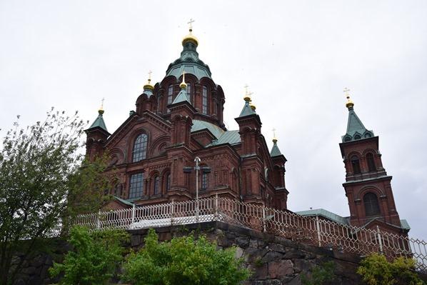 05_Uspenski-Kathedrale-Helsinki-Finnland-Ostsee-Kreuzfahrt-Tallink-Silja-Minicruise
