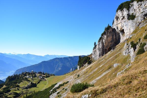 08_Aussicht-Bergwanderung-Gschoellkopf-Rofan-Achensee-Tirol-Oesterreich