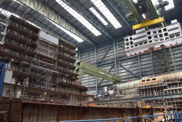 11_Segment-Kreuzfahrtschiff-Royal-Caribbean-Spectrum-of-the-Seas-Meyer-Werft-Papenburg