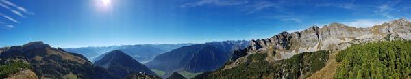 13_Alpenpanorama-Aussichtsplattform-Adlerhorst-Gschoellkopf-Rofan-Achensee-Tirol-Oesterreich