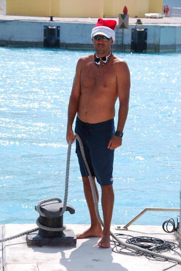 04_Bootsjunge-WeihnachtenKaribik-Yachtcharter-Globesailor