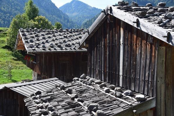 08_Daecher-Markus-Wasmeier-Freilichtmuseum-Schliersee-Oberbayern-Bayern-Deutschland
