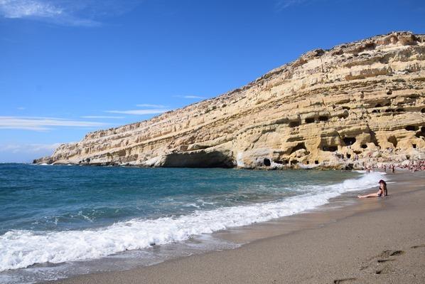 11_Ausflug-Mietwagen-Matala-Strand-Kreta-Griechenland